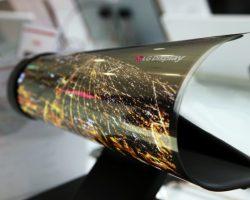 Samsung оформила патент на сворачивающийся по горизонтали OLED-телевизор