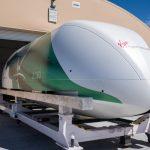 Hyperloop One показала прототип пассажирской капсулы Vision 2030 Hyperloop Pod
