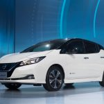 Представлен новый электромобиль Nissan Leaf 2018