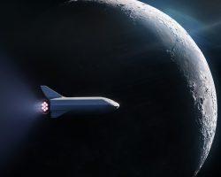 17 сентября SpaceX назовет имя первого космического туриста, который совершит полет вокруг Луны