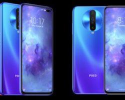 Представлен смартфон Poco X2