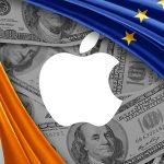 Apple перевела Ирландии первый транш недоплаченных налогов