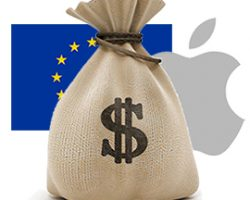 Apple оспаривает налоговые требования ЕС