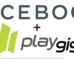 Facebook купила игровой сервис PlayGiga
