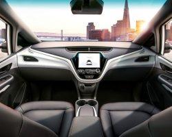 General Motors выпустит электрокар без педалей и руля