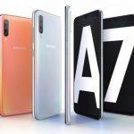 Представлен смартфон Samsung Galaxy A70