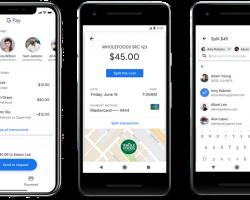 В Google Pay теперь можно переводить средства