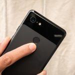 Владельцы Google Pixel 3 и 3 XL сообщают о проблеме с работой сканера отпечатков пальцев