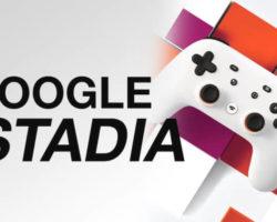 Игровой сервис Google Stadia будет запущен 19 ноября