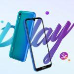 Honor представила бюджетный смартфон Play 3e