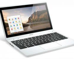 Некоторые хромбуки Samsung и Acer не получат обновление, устраняющее уязвимость Meltdown