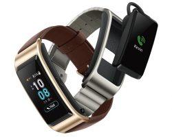 Представлен фитнес-браслет Huawei TalkBand B5