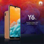 Huawei представила смартфон Y6 Pro (2019)