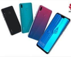 Android 10 для Huawei Y9s и Y9 Prime 2019 — обновление уже распространяется