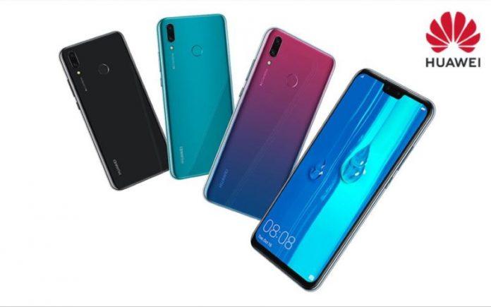 Android 10 для Huawei Y9s и Y9 Prime 2019 - обновление уже распространяется