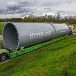 Hyperloop Transportation Technologies начинает строительство своего первого тестового трека