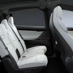 Tesla вынуждена отозвать 10 000 автомобилей Model X из-за неисправности сидений второго ряда