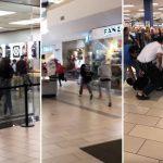 В Калифорнии ограбили магазин Apple (Видео)