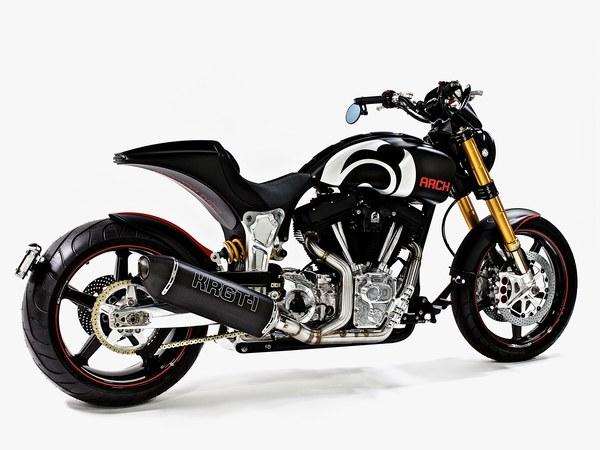 Киану Ривз использует для разработки мотоциклов виртуальную действительность