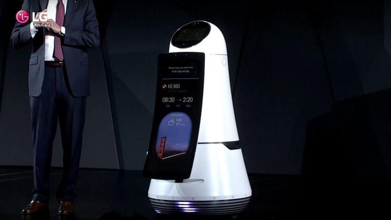 Роботы-стриптизерши исполнят танец навыставке CES вЛас-Вегасе