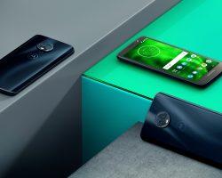 Motorola представила смартфоны Moto G6, G6 Plus и G6 Play