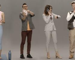 Samsung представила «искусственных людей» Neon