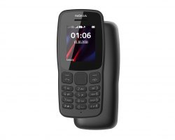 HMD Global представила телефон Nokia 106