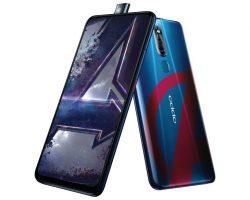 Представлен смартфон Oppo F11 Pro Marvel's Avengers Limited Edition