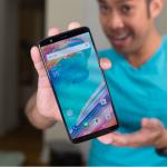 Для смартфонов OnePlus 5 и 5T вышло обновление до Android 9.0 Pie