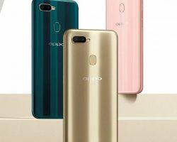 Представлен смартфон Oppo A7