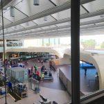 В США в аэропорту взорвался аккумулятор камеры из-за чего было отменено 24 рейса и проведена эвакуация