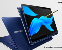 Samsung анонсировала новое поколение ноутбуков Notebook 9 Pen