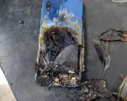 В Индии загорелся смартфон Redmi Note 7S