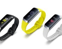 Обновление для фитнес-браслета Galaxy Fit приносит функцию управления воспроизведением музыки