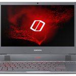 Samsung представила игровой ноутбук Notebook Odyssey Z