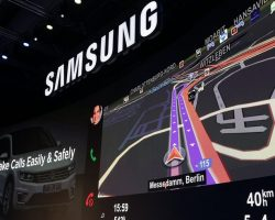 Samsung будет тестировать собственные системы управления для беспилотных автомобилей в Калифорнии, США