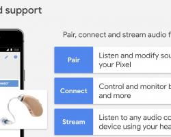 В Android появилась поддержка слуховых аппаратов