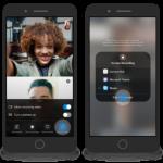 В Skype добавлено совместное использование экрана во время звонка