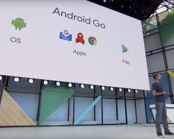 В конце января будет представлен первый смартфон, работающий под управлением ОС Android Oreo (Go Edition)