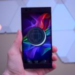 Распространение обновления до Android 8.1 Oreo для смартфонов Razer Phone пришлось отложить из-за возникших проблем с работой SIM-карт