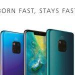Huawei заявила, что в отличие от Apple и Samsung не замедляет свои смартфоны