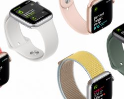 Представлены умные часы Apple Watch Series 5