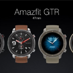 Представлены умные часы Huami Amazfit GTR