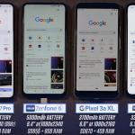 Время автономной работы смартфонов OnePlus 7, OnePlus 7 Pro, Asus Zenfone 6, Google Pixel 3a XL и Xiaomi Mi 9: кто дольше?
