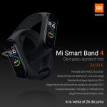 Стали известны цена и название фитнес-браслета Xiaomi Mi Band 4 в Европе