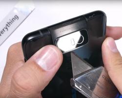 JerryRigEverything проверил камеру смартфона Asus ZenFone 6 на прочность