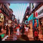 Представлен сервис смешанной реальности Huawei Cyberverse
