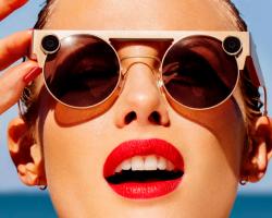 Представлены умные очки Spectacles 3
