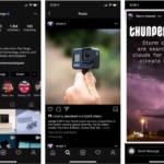 Приложение Instagram для iOS получило темную тему