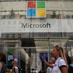 Microsoft обогнала Amazon по капитализации